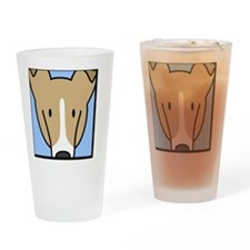anime_smcollie_sable Drinking Glass