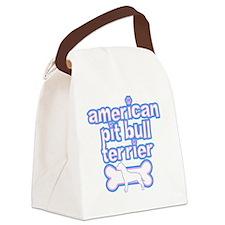 cutesy_amerpit_sticker Canvas Lunch Bag
