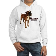 everything boxer.PNG Hoodie