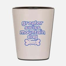 cutesy_greater_hat Shot Glass