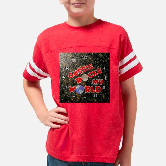 1002SR-Gussie Youth Football Shirt
