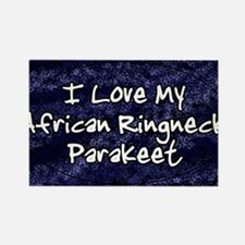 funklove_oval_afringneck Rectangle Magnet