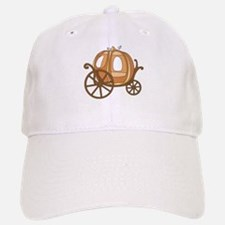 Pumpkin Carriage Baseball Baseball Baseball Cap