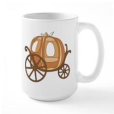 Pumpkin Carriage Mug