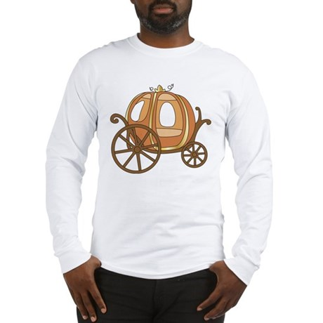 Pumpkin Carriage Long Sleeve T-Shirt