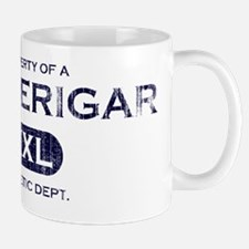 propertyof_budgie Mug