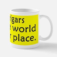 happyplace_budgie Mug