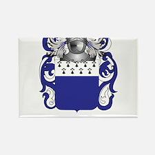 Koles Coat of Arms - Family Crest Rectangle Magnet