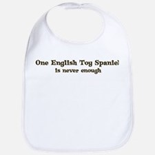 English Toy Spaniel Bib