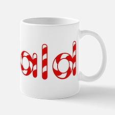 Gerald - Candy Cane Mug