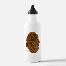 Cute Charles chaplin Water Bottle