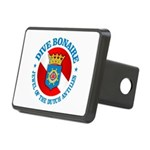 Dive Bonaire (rd) Hitch Cover