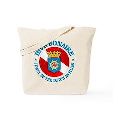 Dive Bonaire (rd) Tote Bag