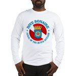 Dive Bonaire (rd) Long Sleeve T-Shirt