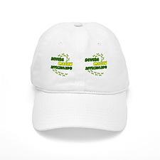 afficionado_severe_mug Baseball Cap