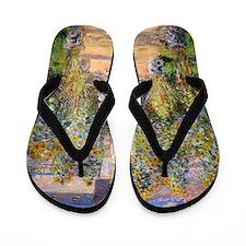 Artists Garden Flip Flops