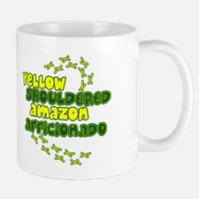 afficionado_yellowshoulder_mug Mug