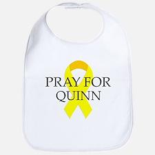 Pray for Quinn Bib