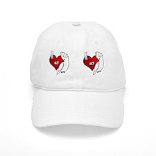 iheartmy_umbrella_mug Baseball Cap
