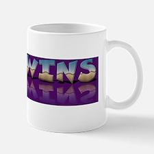 It's twins announcement Mug
