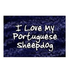 funklove_oval_portuguese Postcards (Package of 8)