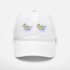 plumhead_artsy_mug Baseball Baseball Cap