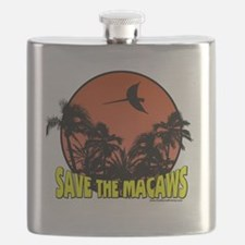 savethemacawsorange Flask
