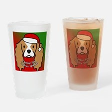 anime_cav_blen_ornament Drinking Glass
