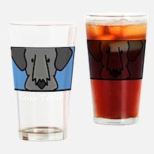 anime_ceskydark_blk Drinking Glass