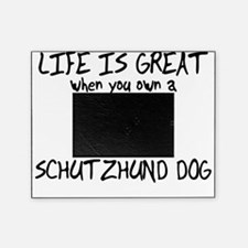 lifeisgreat_schutzhund Picture Frame
