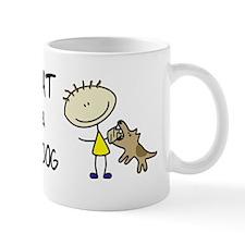 lifeisgreat_schutzhund_bowl Mug