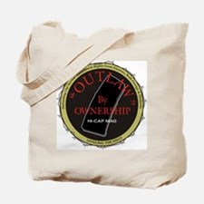Outlaw By Ownership Tote Bag