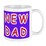 For new fathers, a NEW DAD Mug