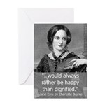 Happiness Quote from Jane Eyre by Charlotte Bronte