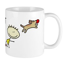 lifeisgreat_discdog_bowl Mug