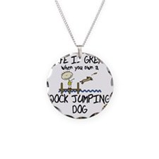 lifeisgreat_dockjumping Necklace