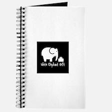 White Elephant Gift Journal