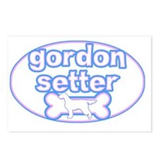 cutesy_gordon_oval Postcards (Package of 8)