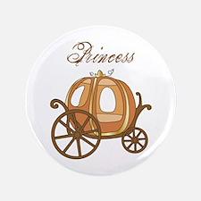 """Princess 3.5"""" Button"""