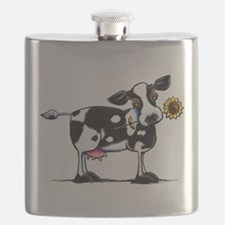 Sunny Cow Flask