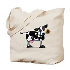 Sunny Cow Tote Bag