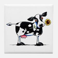 Sunny Cow Tile Coaster