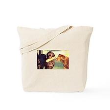 Dixie & Beau Tote Bag