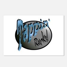 Tappin' Rocks! Postcards (Package of 8)