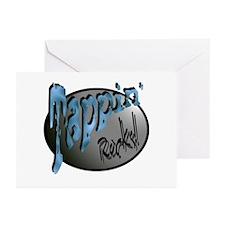 Tappin' Rocks! Greeting Cards (Pk of 10)