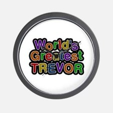 World's Greatest Trevor Wall Clock