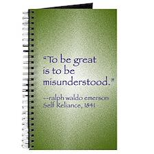 Ralph Waldo Emerson Journal