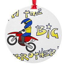 moto_bigbrother_blk Ornament