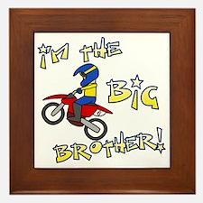 moto_bigbrother Framed Tile