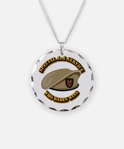Special Air Service - UKSF Necklace